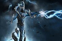 Загрузочный экран: Empire of the Lightning Lord