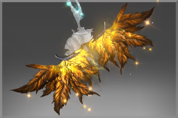 Cosmetic icon Golden Wings of the Manticore.png