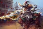 Загрузочный экран: Horn of Rising Glory