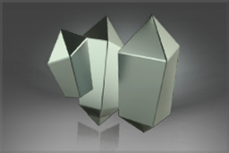 Cosmetic icon Silver 2014 Compendium Gem.png
