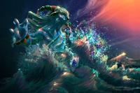 Загрузочный экран: Stellar Jade