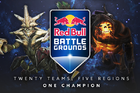Red Bull Battle Grounds Bundle
