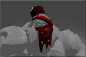 Máscara do Ceifador da Névoa Vermelha
