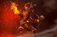 Загрузочный экран: Dragonfire
