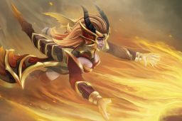 Cosmetic icon Regime of the Enthaleen Dragon Loading Screen.png