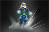 Elmo Tempestuoso do Deus do Trovão
