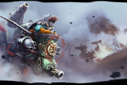 Cosmetic icon Iron Dwarf Gyrocopter.png
