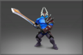 Cosmetic icon Swordmaster of the Vigil Set.png