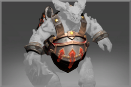 Cosmetic icon Armor of the Obsidian Forge.png