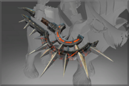 Cosmetic icon Axe of the Chaos Hound.png