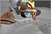 Owlwatch Commander Helm