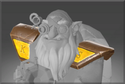 Cosmetic icon Sharpshooter's Pauldrons.png