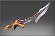Fire Tribunal Sword