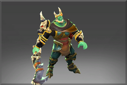 Cosmetic icon Remains of the Dreadknight Set.png
