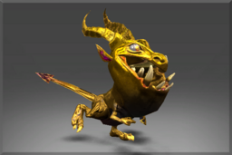 Cosmetic icon Golden Greevil.png