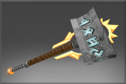 Cosmetic icon Hammer of the Purist Champion.png