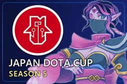 Cosmetic icon Japan Dota Cup Season 5.png