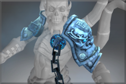 Cosmetic icon Frozen Emperor's Guardian Lion.png