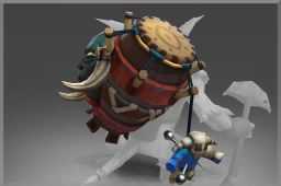 Cosmetic icon Kindred of the Cursed Drum.png