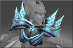 Cosmetic icon Pauldrons of the Ravening Wings.png