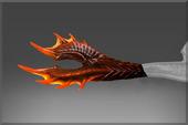 Tail of the Virulent Krait