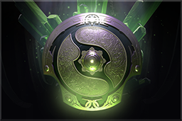 Cosmetic icon The International 2018 - Battle Level 1000.png