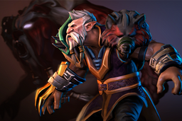 Cosmetic icon The Wolf Hunter Loading Screen.png