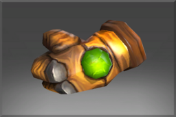 Cosmetic icon Emerald Frenzy Glove.png