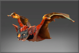 Cosmetic icon Feral the Werebat.png