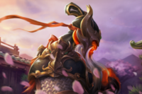 Loading Screen of the Smoldering Sage