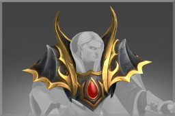 Cosmetic icon Mantle of the Blackguard Magus.png