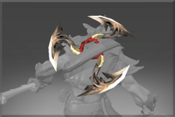 Cosmetic icon Shuriken of Corruption.png