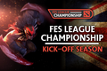 FES League: Championship Kick-Off Season