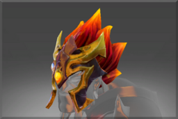 Cosmetic icon Flaming Hair of Blaze Armor.png