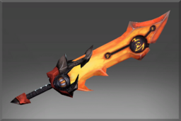 Cosmetic icon Sword of the Eleven Curses.png