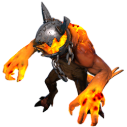 Warlock Golem