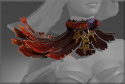 Cosmetic icon Necklace of the Warhawk Vestiments.png
