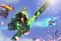 Path of the Blossom Loading Screen
