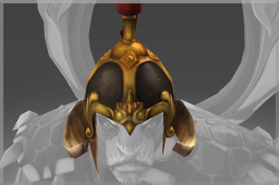 Cosmetic icon Helm of the Wyrmforge Shard.png