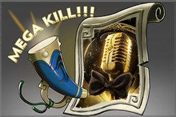 Cosmetic icon Mega-Kills Voice of The International.png