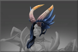Cosmetic icon Horns of Blight.png