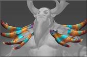 Pauldrons of the Dread Prophet