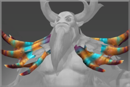 Cosmetic icon Pauldrons of the Dread Prophet.png