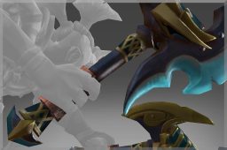Cosmetic icon Weapons of the Savage Monger.png