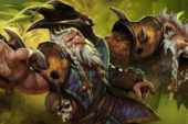 Ascendant Lone Druid Loading Screen