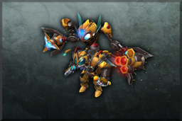 Cosmetic icon Blackshield Protodrone.png