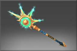 Cosmetic icon Staff of the Crested Dawn.png