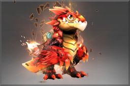 Cosmetic icon Wyvern Hatchling Fire Upgrade.png