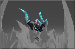 Cosmetic icon Horns of Eternal Purgatory.png