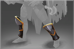 Cosmetic icon Lower Armor of the Sharpstar.png